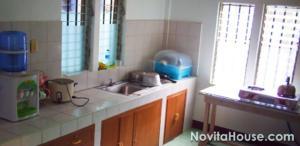 Novita house kitchen