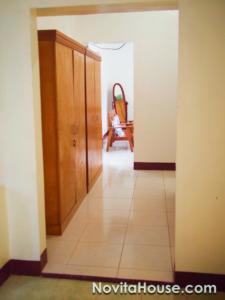 Novita house hallway