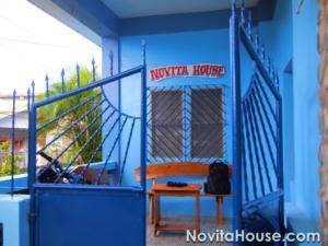 Novita house porch entrance